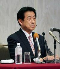 塩崎元厚労相が引退表明