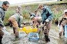 サクラマスで集う釣り団体が大臣賞