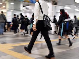 受け子の男は福井県内の駅を乗り降りし、高齢者宅を狙っていた(写真と本文は関係ありません)