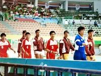 1988年ソウル大会 ハンドボール 山本興道さん 夢の祭典、不完全燃焼 ふくい五輪ものがたり