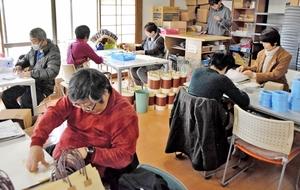 発達障害のある人を主な対象にした「さくらハウス」。ひきこもり経験のある人も利用している=福井県福井市内