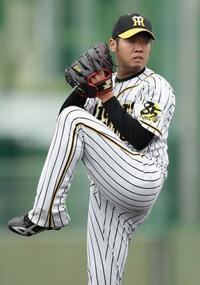 阪神、西勇輝が開幕投手