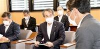 高浜町長「効果見極める」 金品受領 関電社長、改善策を報告