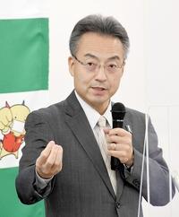 北陸新幹線福井先行開業案で知事言及