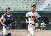 【写真】高校野球、福井工大福井―福井高専
