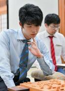 藤井七段、豊島二冠に惜敗