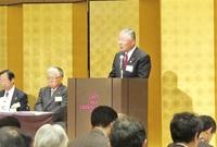 新幹線大阪延伸経済効果を提言 北経連、経団連と懇談