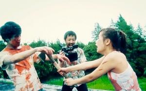 映画「カメラを止めるな!」の一場面©ENBUゼミナール