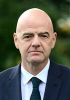 国際サッカー連盟(FIFA)のインファンティノ会長(ロイター=共同)