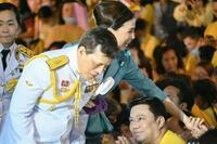 「大型サイド」タイ王室改革 触れ合い増やし人気誇示
