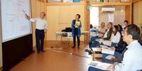 JICA研修で震災経験を講演