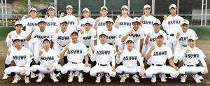 第101回全国高校野球選手権福井大会に出場する足羽