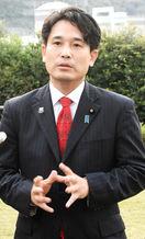 経産政務官就任の滝波議員が来県