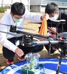 空き缶で小型模擬衛星 中高生製作 テスト飛行も…