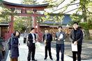 福井の伝統文化に関心、紹介したい