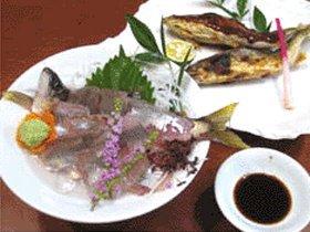 本物の鮎料理を楽しむ