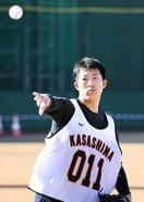 プロ野球、開幕向け福井県勢闘志