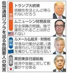 「表層深層」G7財務相会議 巨大ITの包囲網強化