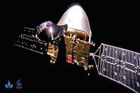 中国の無人探査機、火星に着陸