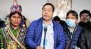 ボリビア大統領選左派候補が「勝利」 前大統領の…