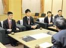 ボクシング、アーチェリー3選手 全日本V 知事に…