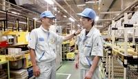 福井に男性育休取得100%の会社、どう実現 欠員カバー、鍵は「多能化」