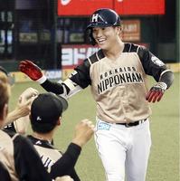 プロ野球北海道日本ハムファイターズの平沼翔太選手