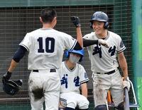 【写真特集】高校野球・足羽ー武生