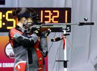 射撃女子の平田、急成長 2年足らずで五輪代表 スポーツランド