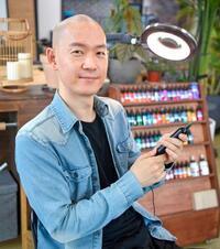 韓国の著名彫師が法廷闘争
