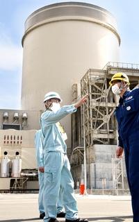 美浜、高浜原発を福井県知事評価「格段に安全性向上」 現地視察、40年超運転判断へ