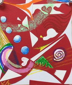 クリニカルアート(臨床美術) 想像力を鍛えましょう!