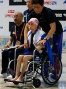 105歳、長岡さんの挑戦 生涯24回目の五輪イヤー