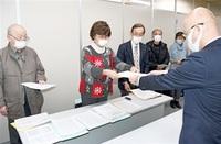 40年超再稼働 不同意を 大飯訴訟原告ら 県などに要望