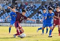 全国高校サッカー、丸岡初戦決まる