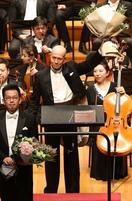 北京で「第九」、歓喜の歌で幕開け