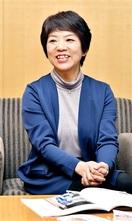 大野藩モデル本紙連載「わが殿」作者 畠中さんイン…