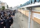 福井の県立高校入試、HPで合格発表
