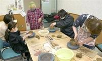 土こねて器作り陶芸の魅力実感 敦賀で体験会