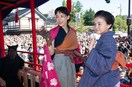 綾瀬はるか、5年連続「会津藩公行列」登場 今年は…