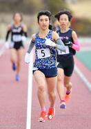 陸上、田中希実が1万mで優勝