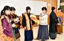 丸岡城の歴史、演劇で発信