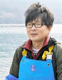 サバ養殖の新会社「田烏水産」社長 横山拓也さん サバのおいしさ広めたい 時の人ふくい
