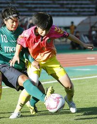 5年で全日本高校女子V サッカーの星槎国際湘南 スポーツランド