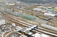 北陸新幹線、敦賀市の負担5億円増