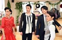 山田涼介&ジェシー、ド派手衣装で社交ダンス挑戦