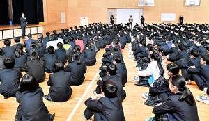福井の国公立校3月2日から休校