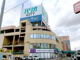 「神戸クック・ワールドビュッフェ」が開店するパリオシティ=10月31日、福井県福井市松城町