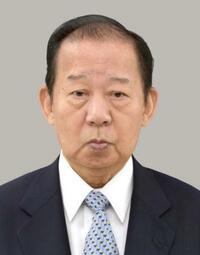 桜の会、二階氏「選挙区に配慮」