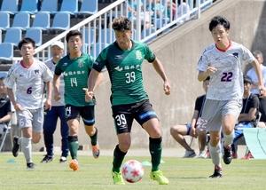 運営難が表面化したサッカー北信越リーグのサウルコス福井